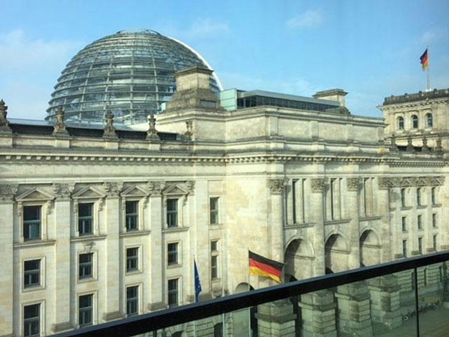 Der Deutsche Bundestag lädt Sie ein!