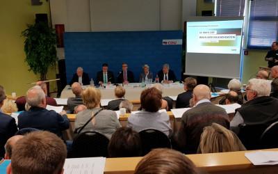 Zukunft.Heimat.Uckermark. – CDU Uckermark nimmt Kurs auf die Kommunalwahl