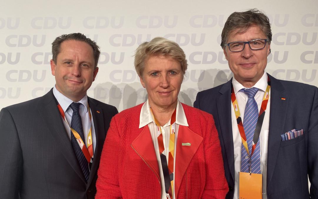 Drei Uckermärker im CDU Landesvorstand