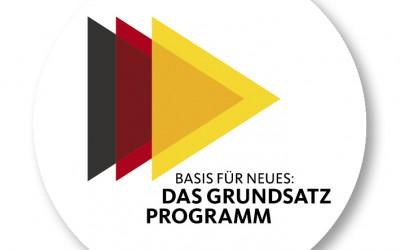 Auf dem Weg zum Grundsatzprogramm