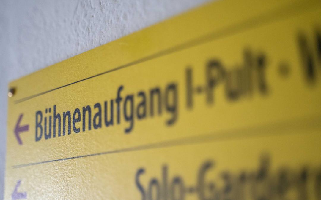 Neues Gewand für die Uckermärkischen Bühnen Schwedt – rund 3,5 Millionen Euro Bundesfördermittel –
