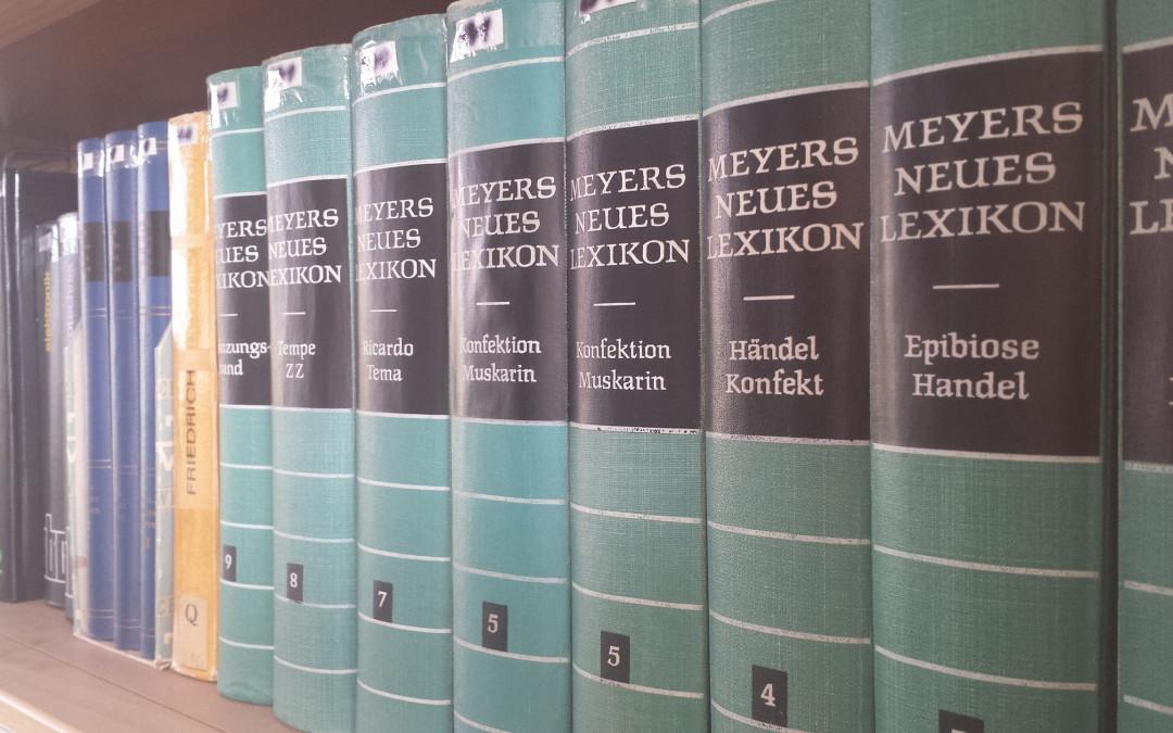 Bibliotheken und Heimatmuseen – Soforthilfeprogramme vom Bund