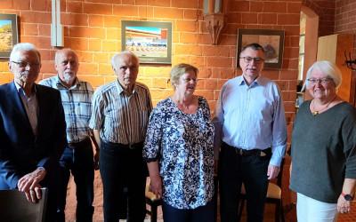 Senioren-Union Uckermark stellt sich neu auf