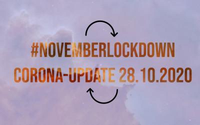 Corona-Update 28.10.2020