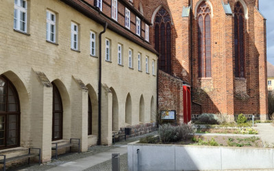 Soforthilfeprogramm Heimatmuseen 2021 — Dominikanerkloster Prenzlau erhält 25.000 Euro vom Bund