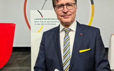 Jens Koeppen ist Spitzenkandidat der Brandenburger CDU